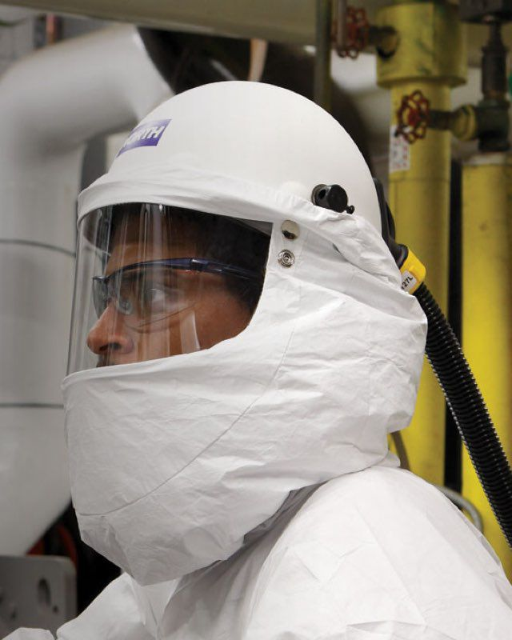 Powered Air Purifying Respirators (PAPR)