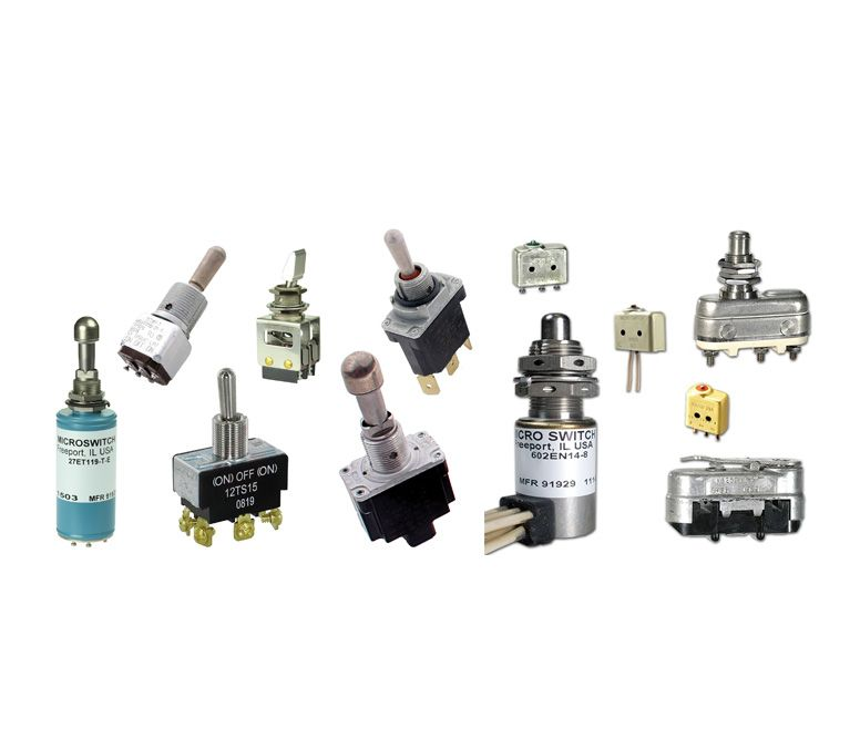 Switches and Controls   Honeywell
