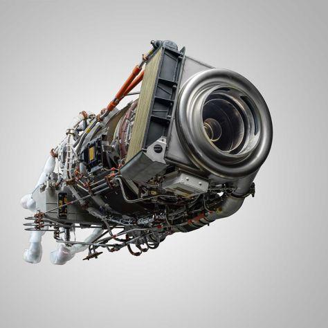 131系列辅助动力装置(APU)