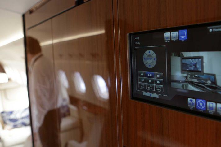 On board Ovation Select