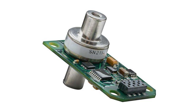 Integrated pressure transducer IPT