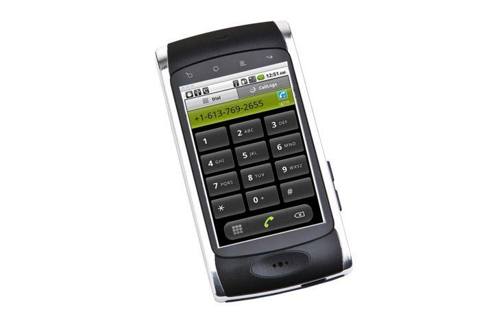 Aspire 200 Satcom System  product photo on white background