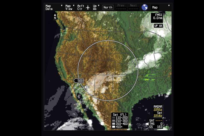 Advanced Map Display