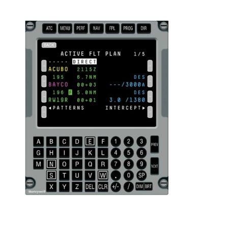 CD-830控制显示单元