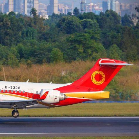 中国商飞ARJ21