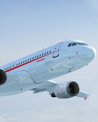 A320 Connected Aircraft