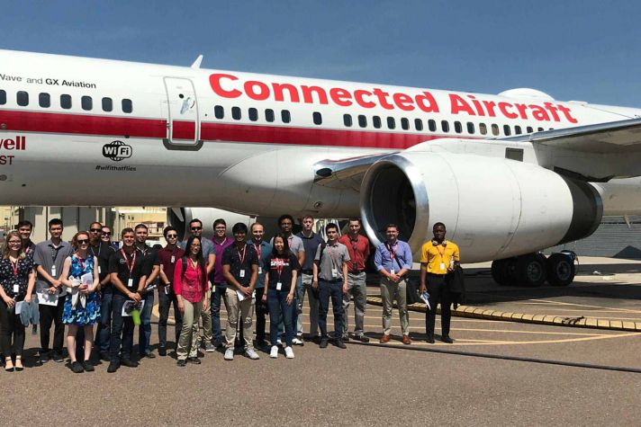 Connected Aircraft Engineer Gathering