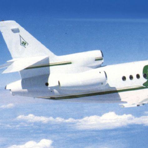 达索猎鹰900EX/LX EASy
