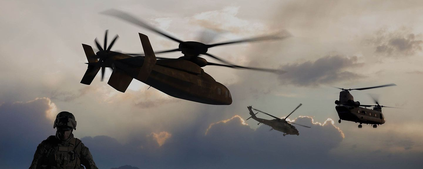 Delivering the Future of Vertical Lift