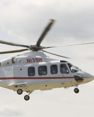 AW139 Helicopter