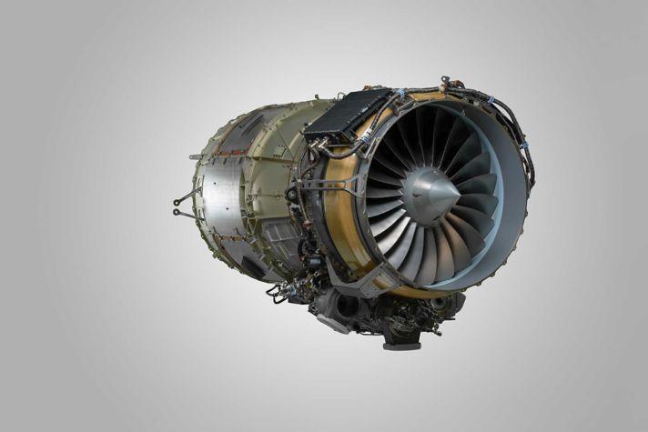HTF7350 Turbofan Engine