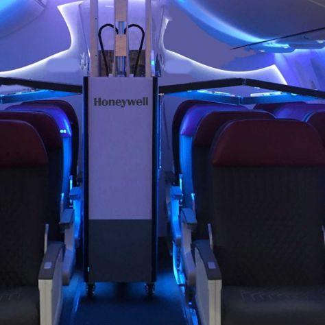 霍尼韦尔紫外线清洁系统