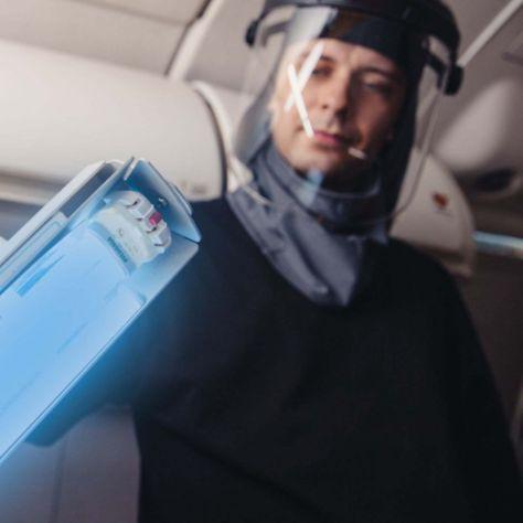霍尼韦尔紫外线处理包