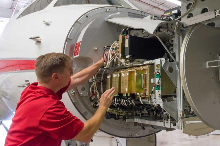 Maintenance engine