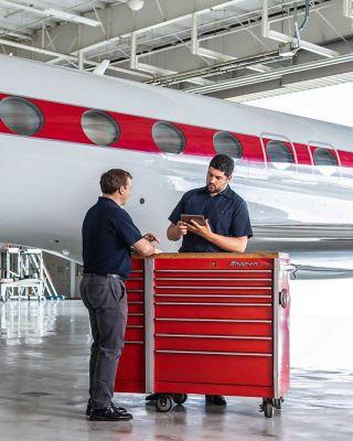 MSP Business Jet