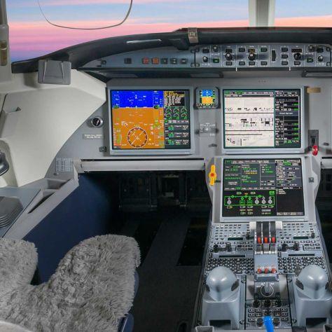 Primus Epic Dassault EASy II