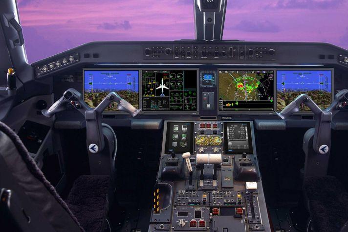 Primus Epic Cockpit