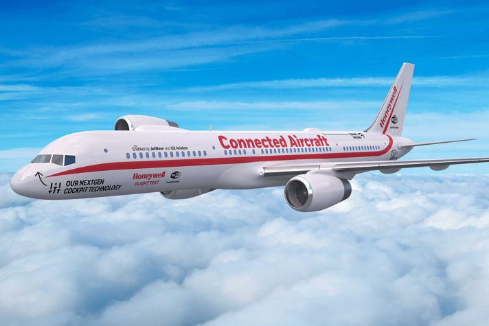 Connected Aircraft