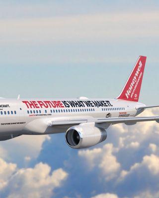 Honeywell Aerospace 737 Plane