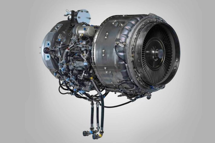 T55 Engine