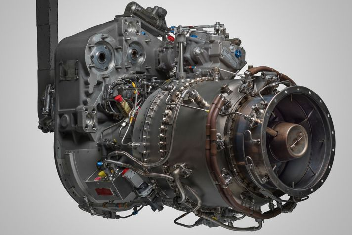 TPE331 engine