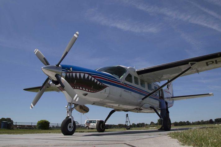TPE331 Cessna Supervan 900 Texas Turbine