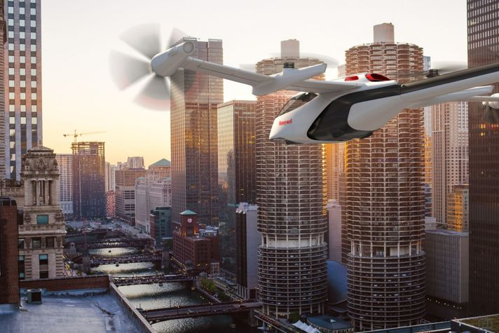 UAV New Banner