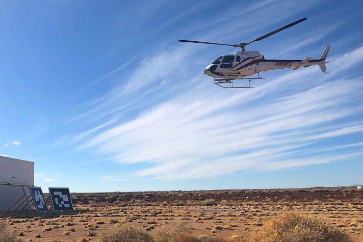 Autonomous Landing