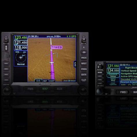 AeroNav GPS/Nav/Com/MFD