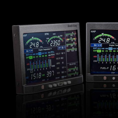 AeroPoint Engine Displays