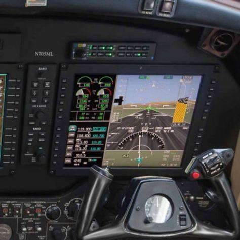 AeroVue Integrated Flight Deck