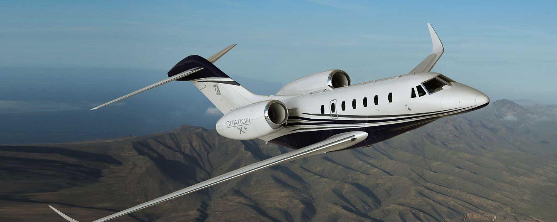 Cessna Citation X Jet