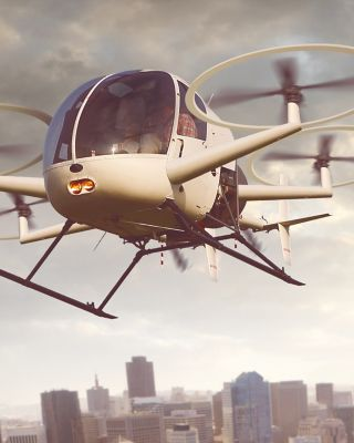 UAM Helicopter