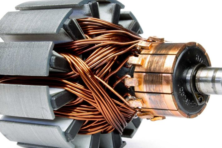 Copper Winding