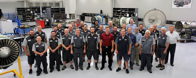 Duncan Aviation Engine Shop