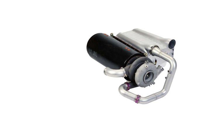 Fuel tank inerting system