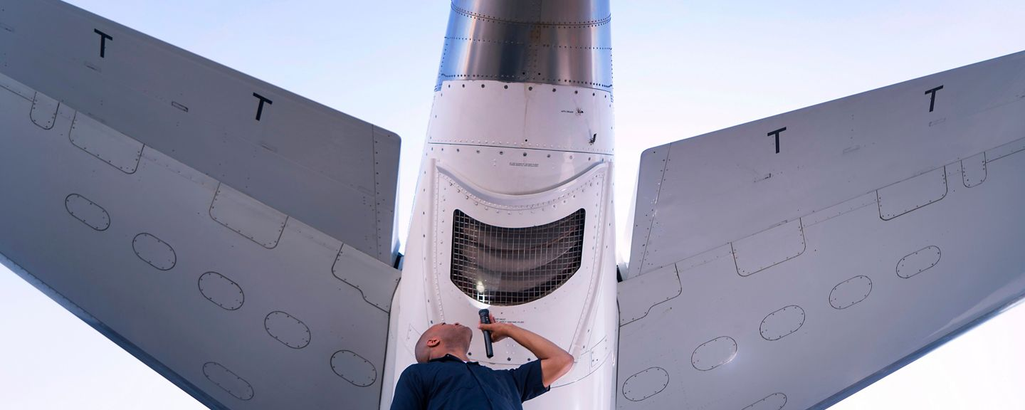 Connected Aircraft - Connected APU maintenance
