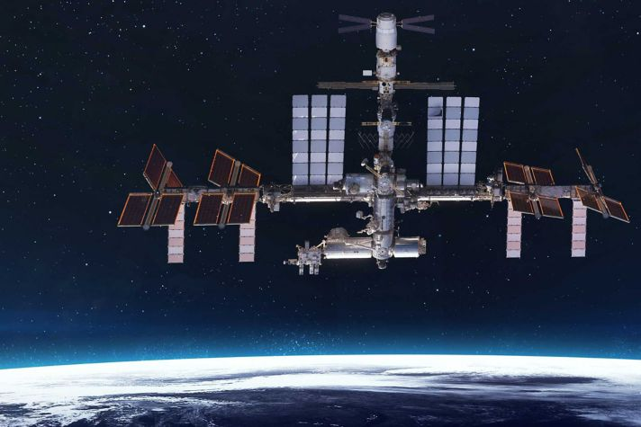 iss space