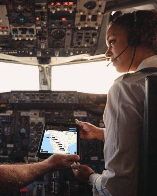 Pilots iPad