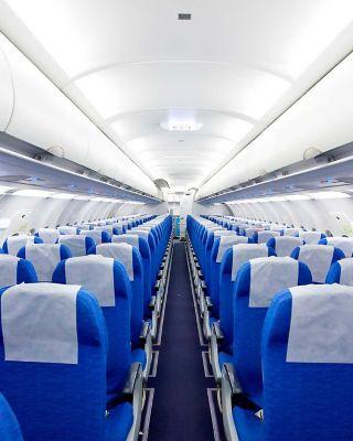 Plane Interior Lighting