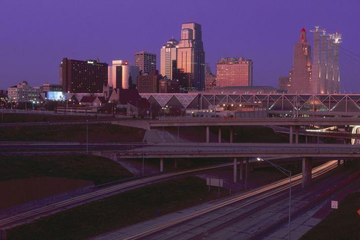 Kansas Missouri