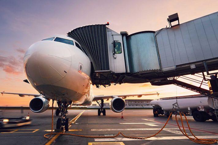 Plane terminal