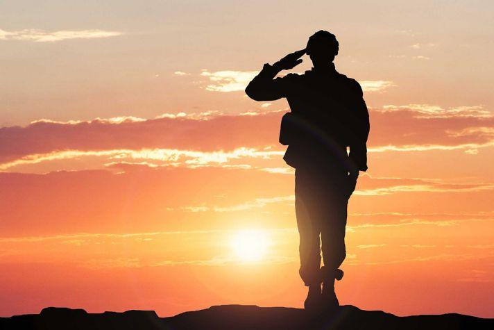 Salute Military Appreciation