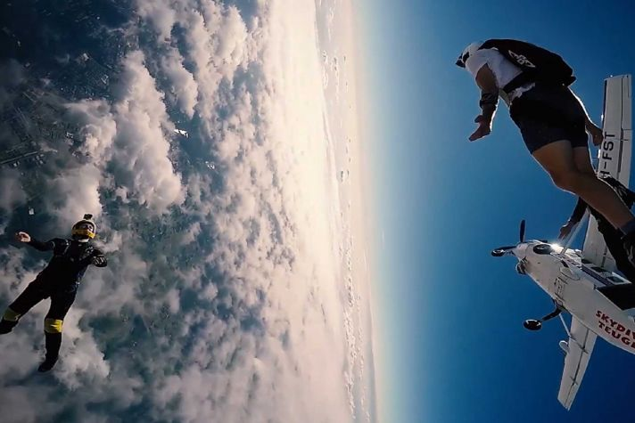 Skydive Teuge