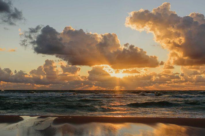 Clouds Sunset