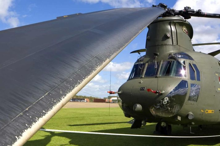 CH-47 Podcast Chinook