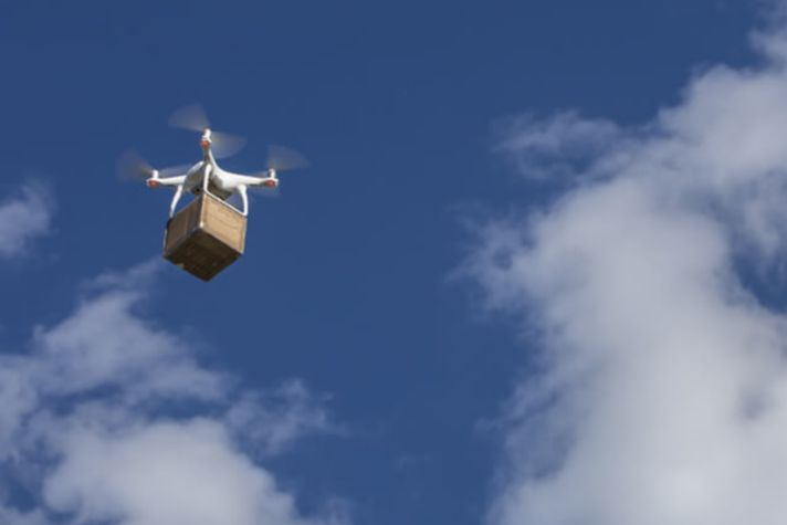 Drones Flying Taxis