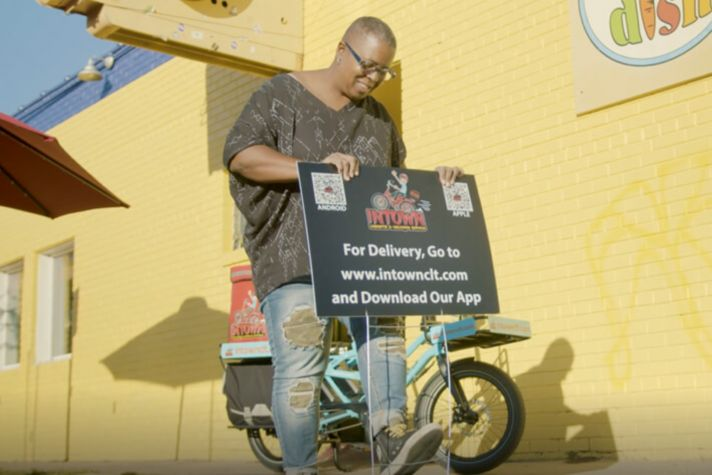 From bike tours to food delivery