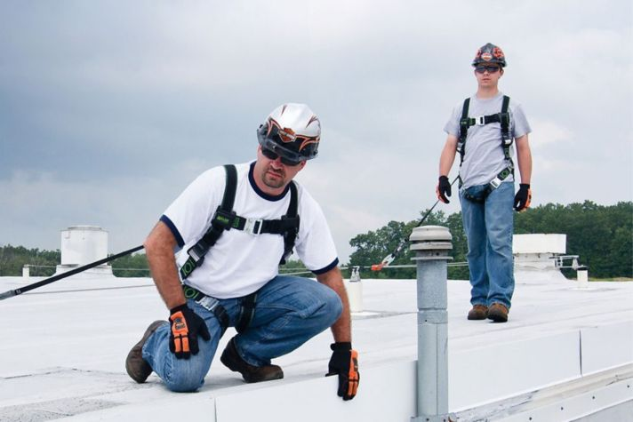 How to Prevent Falls When Working at Heights