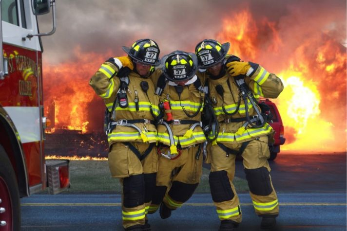 The Impact of Heat Stress in Firefighter Fatalities